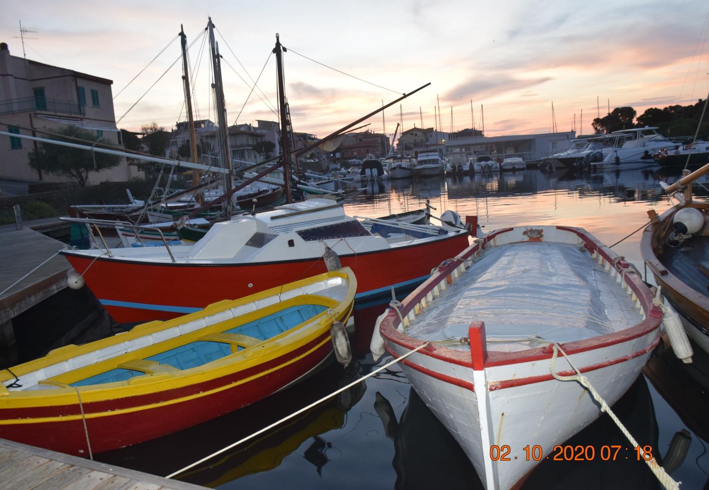 Nouvel an en Sardaigne